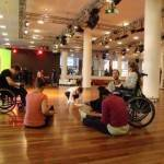 Candoco International Artists Lab 2011
