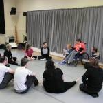 Workshop at MDI as part of Leap Festival 2015