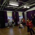 Choreographic project with Integr8 Youth Dance Company